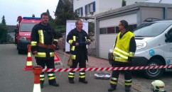 04.09.2012 - Brand-gross in St. Margarethen TG